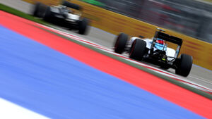 Valtteri Bottas - Williams - GP Russland - Qualifying - Samstag - 10.10.2015