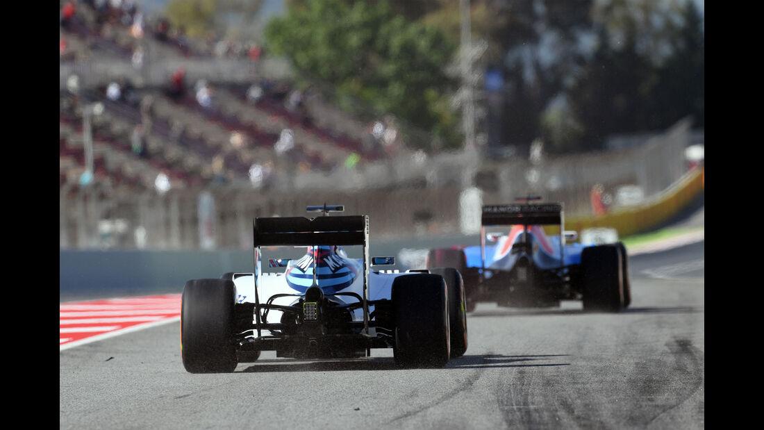 Valtteri Bottas - Williams - GP Spanien 2016 - Barcelona - F1 - Freitag - 13.5.2016