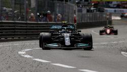Valtterio Bottas - Mercedes - GP Monaco 2021