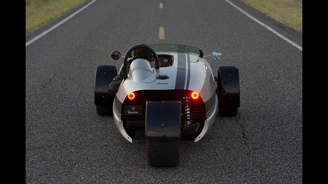 Vanderhall Venice Speedster 2018 Dreirad