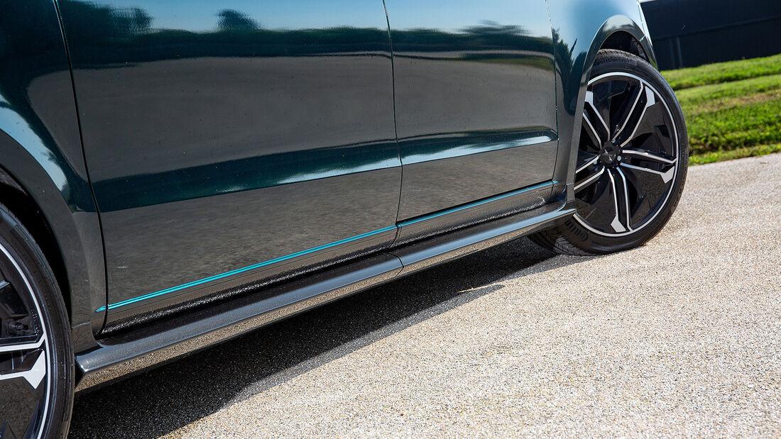 Vansports.de Mercedes V 300 d VP Spirit Mk II