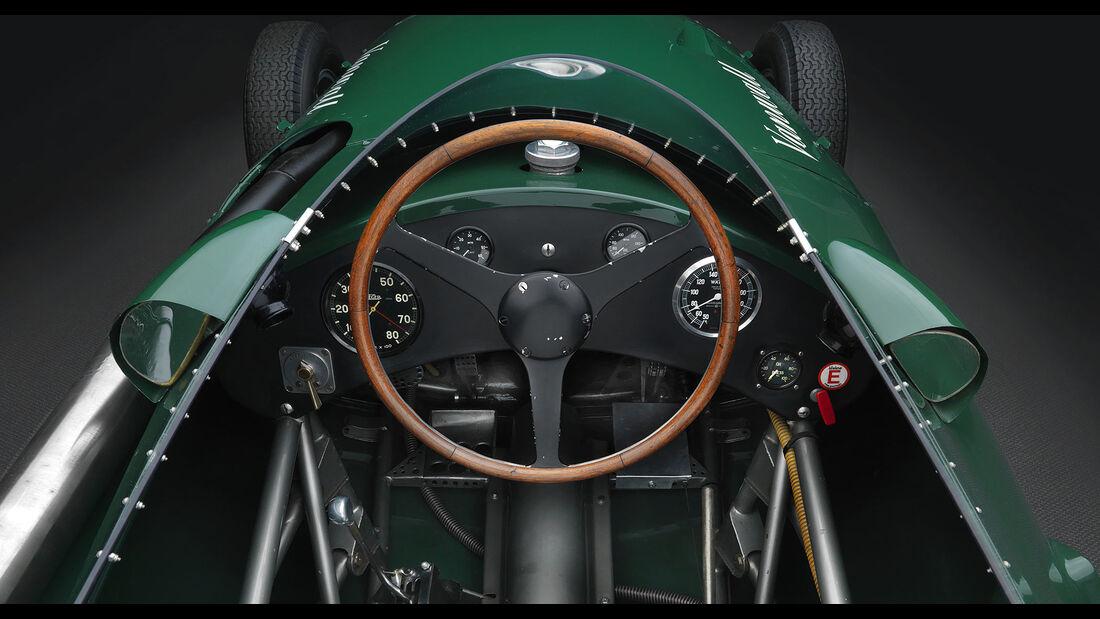 Vanwall Formula One