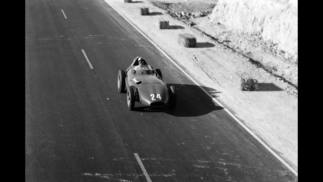 Vanwall S4 - Marokko 1957