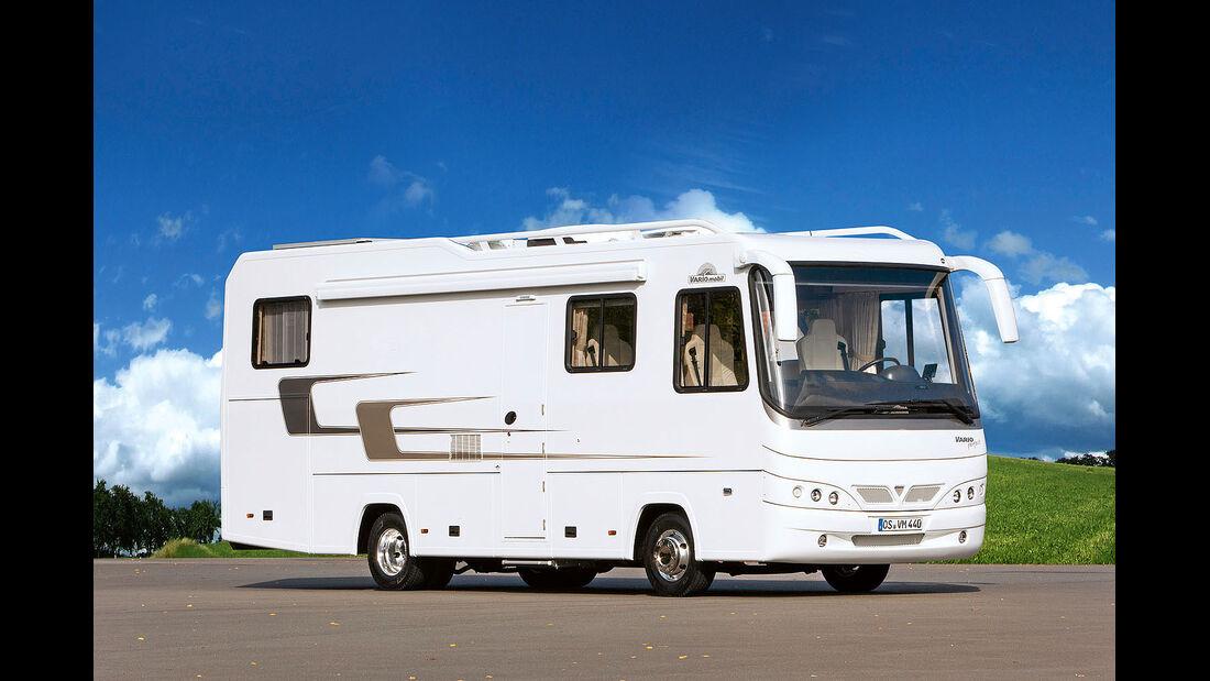 Vario Mobil Perfect 850 SH, Caravan Salon 2014