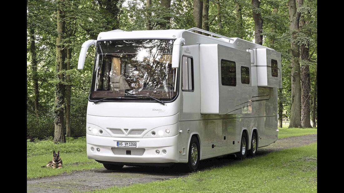 Vario Mobil Perfect Platinum, Caravan Salon 2016