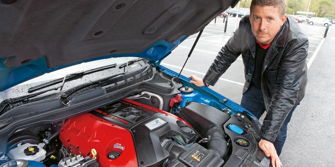 Vauxhall VXR8 Clubsport Wagon, Jens Dralle