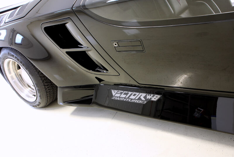 Vector W8
