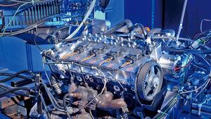 Ventilsteuerung, Motor
