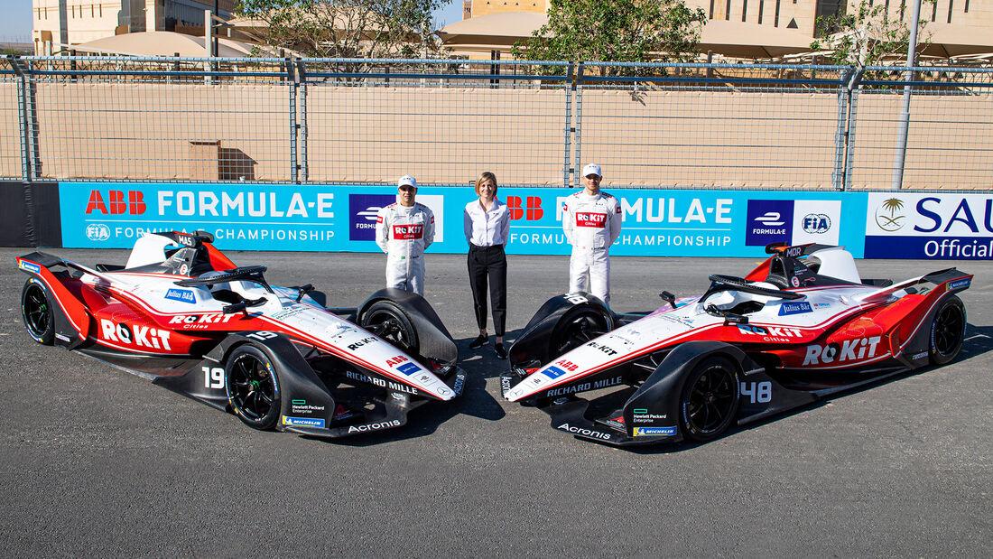 Venturi Racing - Formel E - 2019