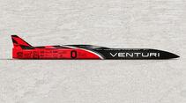 Venturi VBB 3.0 Elektroauto Geschwindigkeitsrekord