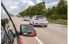 Verbrauchstest, Autobahn