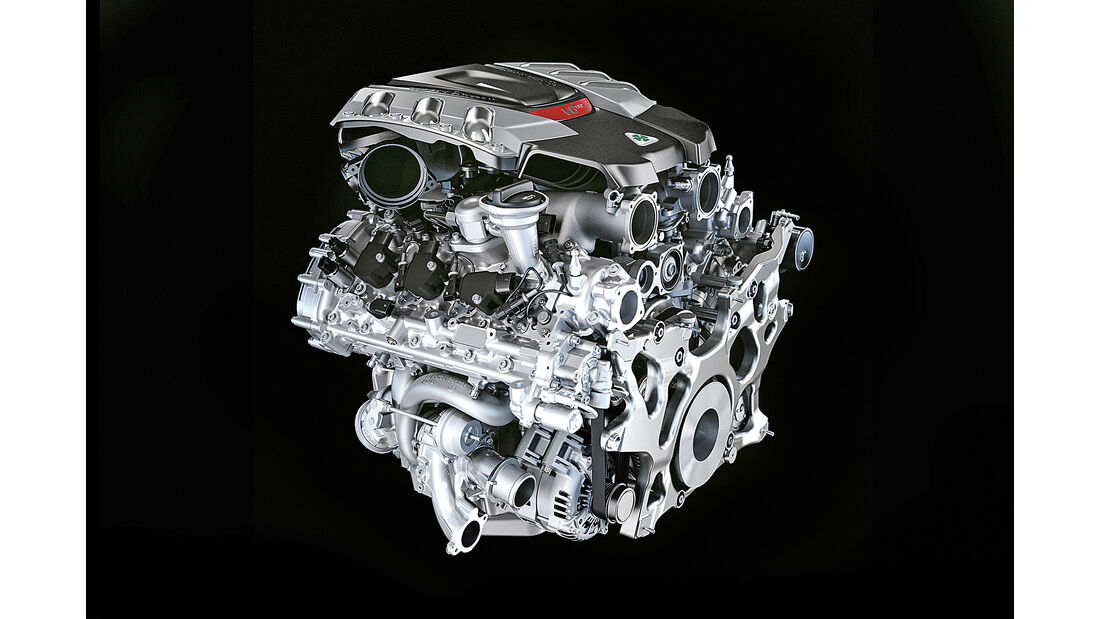 Verbrennungsmotoren, Alfa Romeo