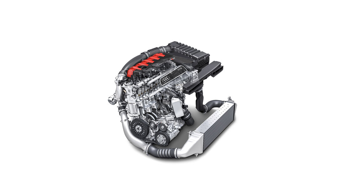 Verbrennungsmotoren, Audi