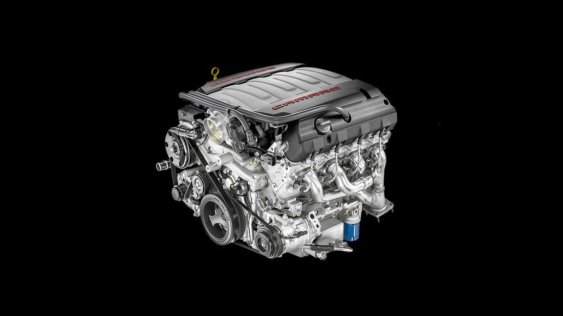 Verbrennungsmotoren, Chevrolet