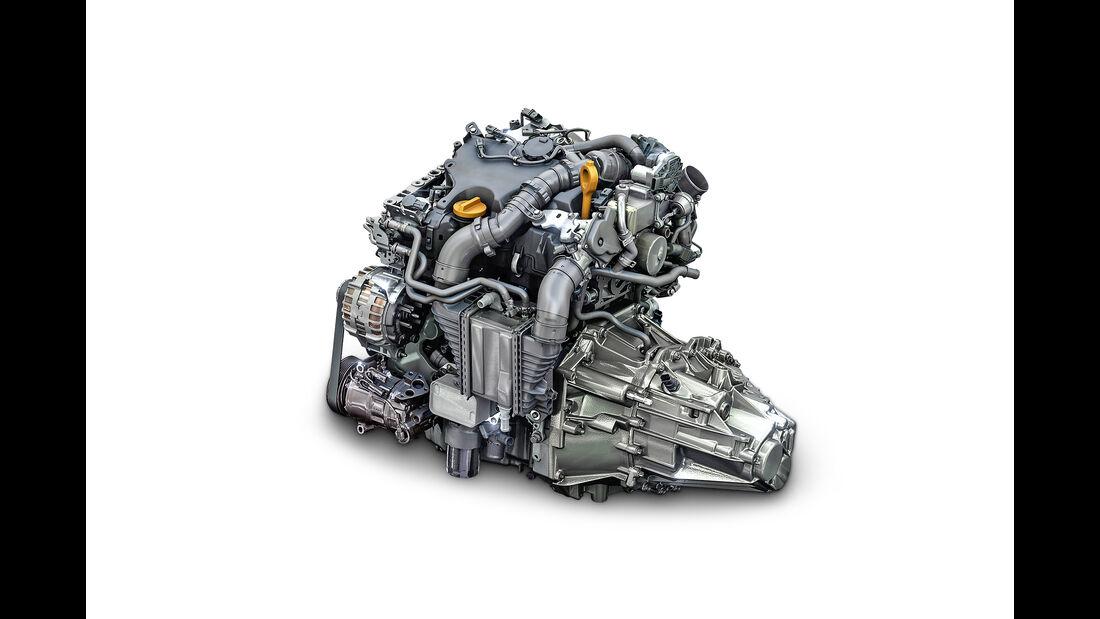 Verbrennungsmotoren, Renault
