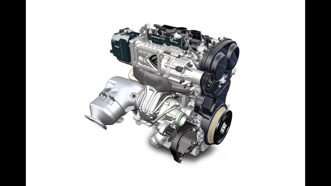 Verbrennungsmotoren, Volvo