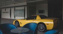 Vergessene Supersportwagen China