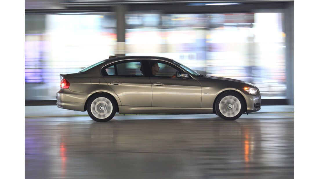 Vergleichstest, ams1511, BMW 320d