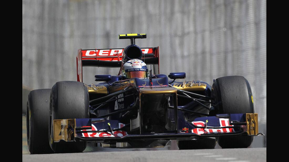 Vergne Toro Rosso GP Brasilien 2012