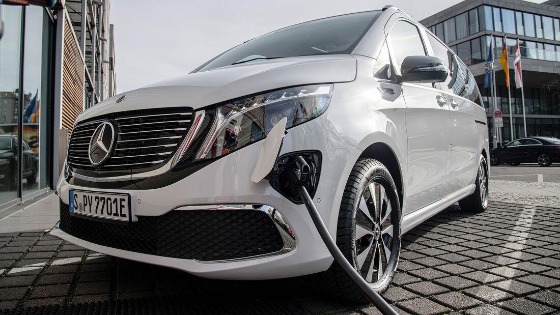 Verkaufsstart für den Mercedes-Benz EQVStart of Sales for the Mercedes-Benz EQV