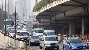 Verkehr Shanghai