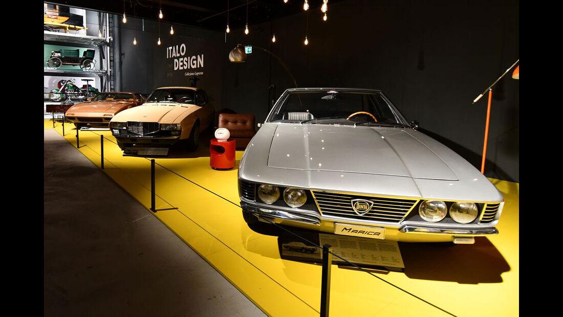 Verkehrshaus Luzern Lopresto Collection Lancia Flaminia Marica