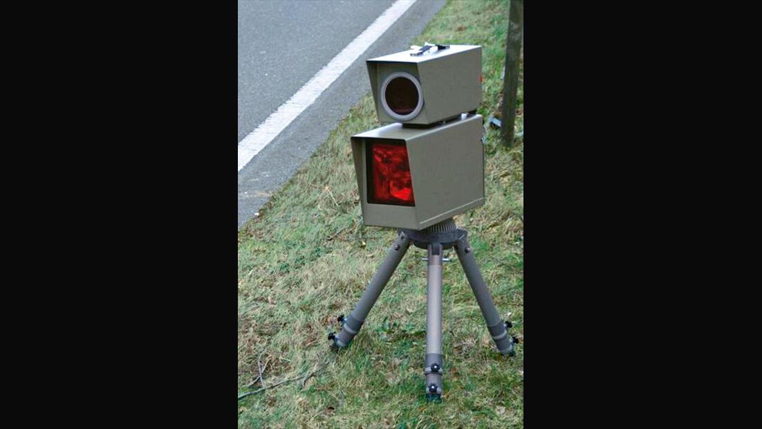 Verkehrsüberwachung, Radarfalle