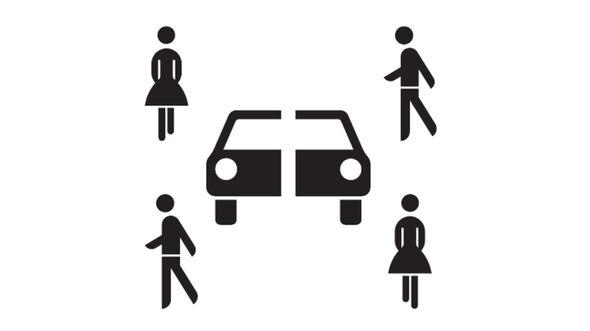 Verkehrszeichen Carsharing
