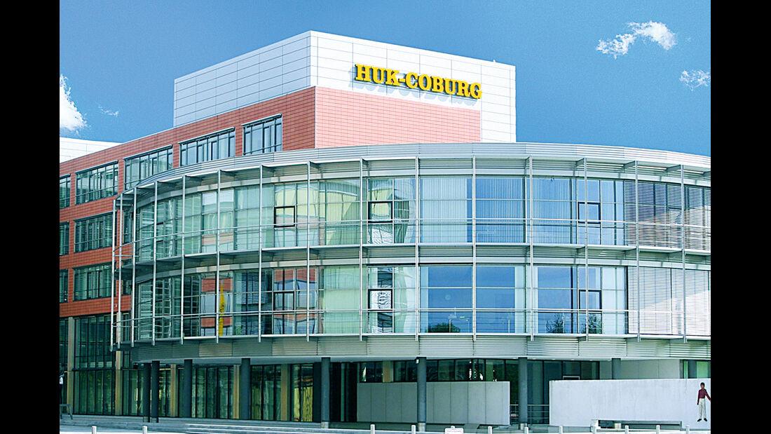 Versicherung, HUK-Coburg