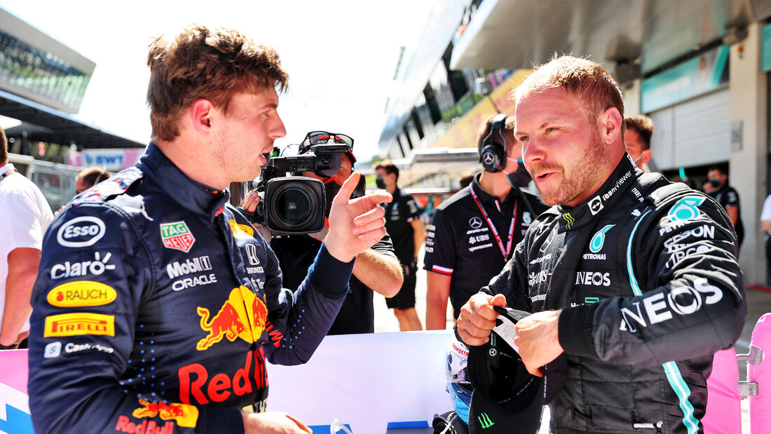Verstappen & Bottas - Formel 1 - GP Steiermark - 26. Juni 2021