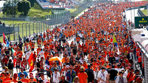 Verstappen-Fans - Formel 1 - GP Österreich - Spielberg - 30. Juni 2019