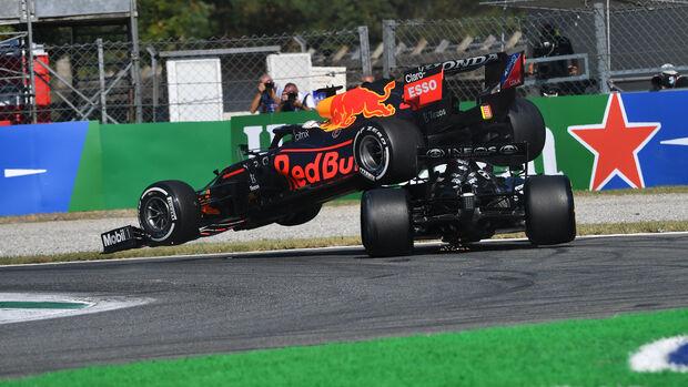 Verstappen - GP Italien 2021