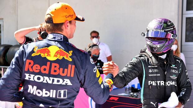 Verstappen & Hamilton - Formel 1 - GP Steiermark - 26. Juni 2021