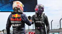 Verstappen & Hamilton - GP Portugal - Formel 1 - 2. Mai 2021