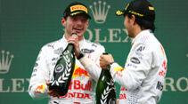 Verstappen & Perez - Formel 1 - GP Türkei 2021