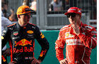 Verstappen & Räikkönen - Formel 1 - GP Malaysia - Sepang - 30. September 2017