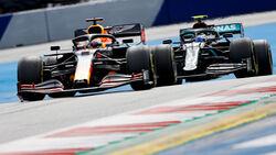 Verstappen vs. Bottas - GP Österreich 2020