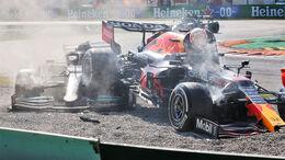 Verstappen vs. Hamilton - GP Italien 2021