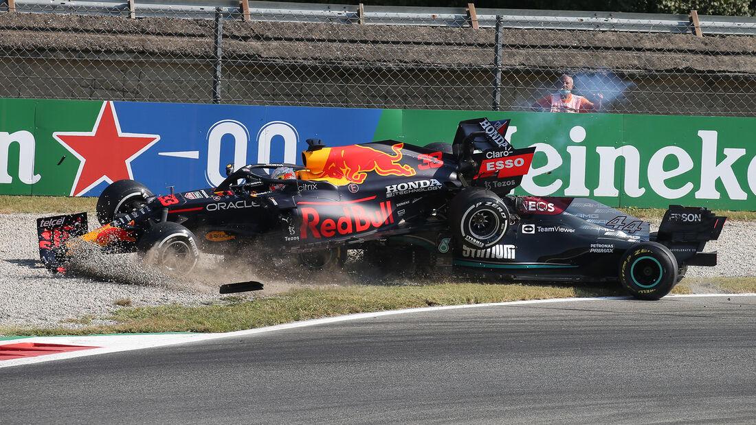 Verstappen vs. Hamilton - GP Italien - Monza - 2021