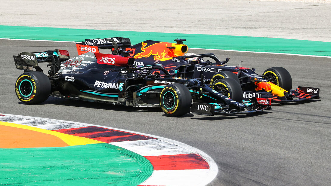 Verstappen vs. Hamilton - GP Portugal 2021