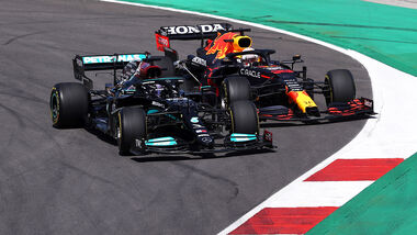 Verstappen vs. Hamilton - GP Portugal 2021