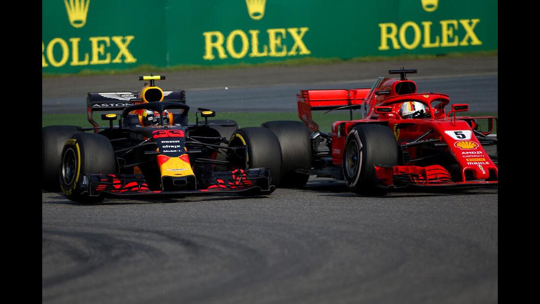 Formel 1 Ergebnis China