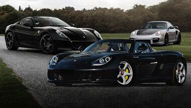 Versteigerung Scott Tucker Betrüger USA Ferrari Porsche