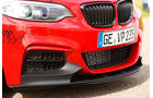Versus-BMW M235i, Kühlergrill