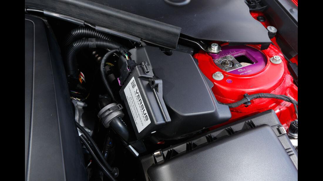 Versus-BMW M235i, Motor, Detail