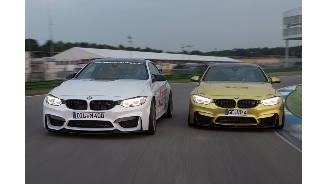 Versus BMW M4 Coupé, Lightweight BMW M4 Coupé, Frontansicht