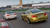 Versus BMW M4 Coupé, Lightweight BMW M4 Coupé, Heckansicht