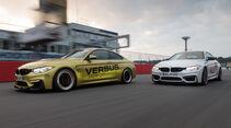 Versus BMW M4 Coupé, Lightweight BMW M4 Coupé, Seitenansicht
