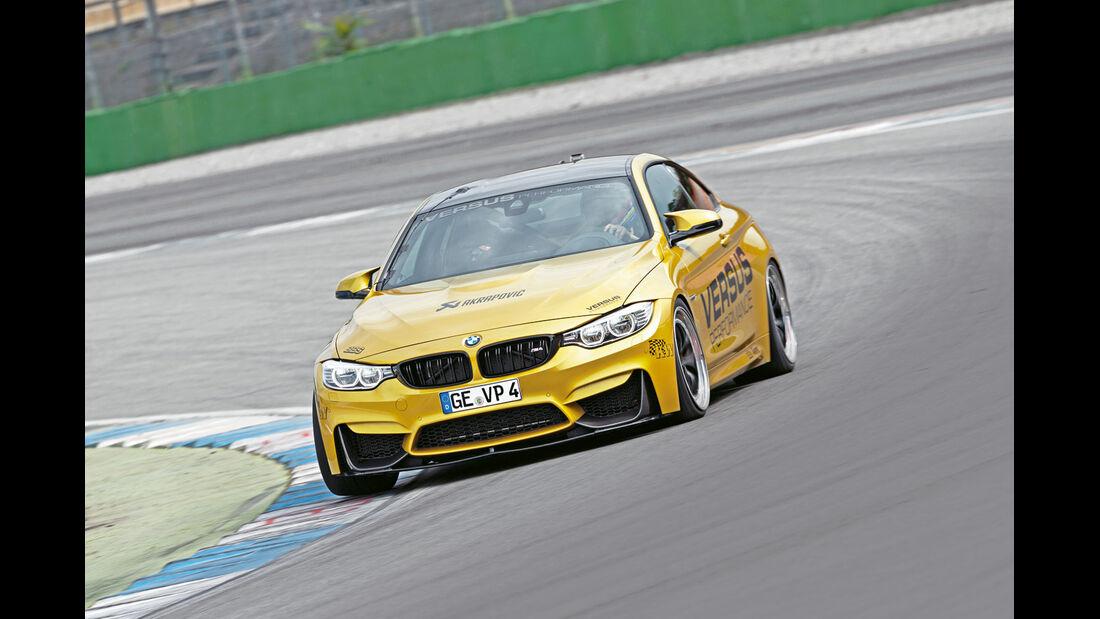 Versus BMW M4, Tuning, Vorschau