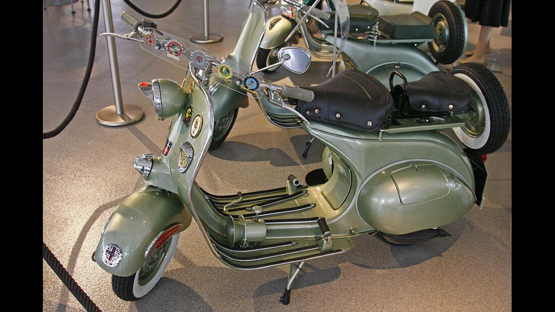 Vespa Roller